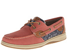 Sperry Top-Sider - Bluefish 2-Eye (Washed Red/Whale) - Footwear