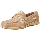 Sperry Top-Sider - Bluefish 2-Eye (Linen Woven) - Footwear