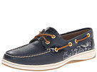 Sperry Top-Sider - Bluefish 2-Eye (Navy/Whale) - Footwear