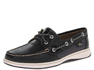 Sperry Top-Sider - Bluefish 2-Eye (Black/Sporty Mesh) - Footwear