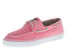 Sperry Top-Sider - Bahama 2-Eye (Pink Canvas) - Footwear