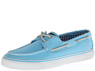 Sperry Top-Sider - Bahama 2-Eye (Turqouise Canvas) - Footwear
