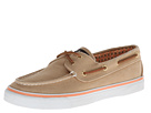 Sperry Top-Sider - Bahama 2-Eye (Sand Canvas) - Footwear