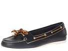 Sperry Top-Sider - Audrey (Navy/Gold Leather) - Footwear