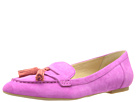 Sperry Top-Sider - Everett (Bright Pink Suede) - Footwear
