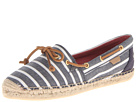 Sperry Top-Sider - Katama (Navy Bretton Stripe) - Footwear