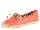 Sperry Top-Sider - Katama (Neon Coral) - Footwear