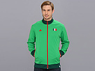 adidas - Mexico Track Top (Real Green/Forest/Light Scarlet) - Apparel