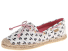 Sperry Top-Sider - Katama (Ivory/Navy (Anchors)) - Footwear