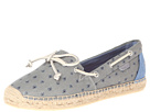 Sperry Top-Sider - Katama (Grey Mini Floral) - Footwear