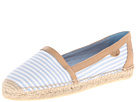 Sperry Top-Sider - Danica (Blue/White Seersucker) - Footwear