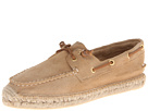 Sperry Top-Sider - Coral (Sand Suede)