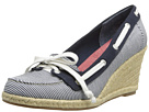 Sperry Top-Sider - Clarens (Navy Engineer Stripe) - Footwear
