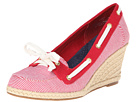 Sperry Top-Sider - Clarens (Red Engineer Stripe)