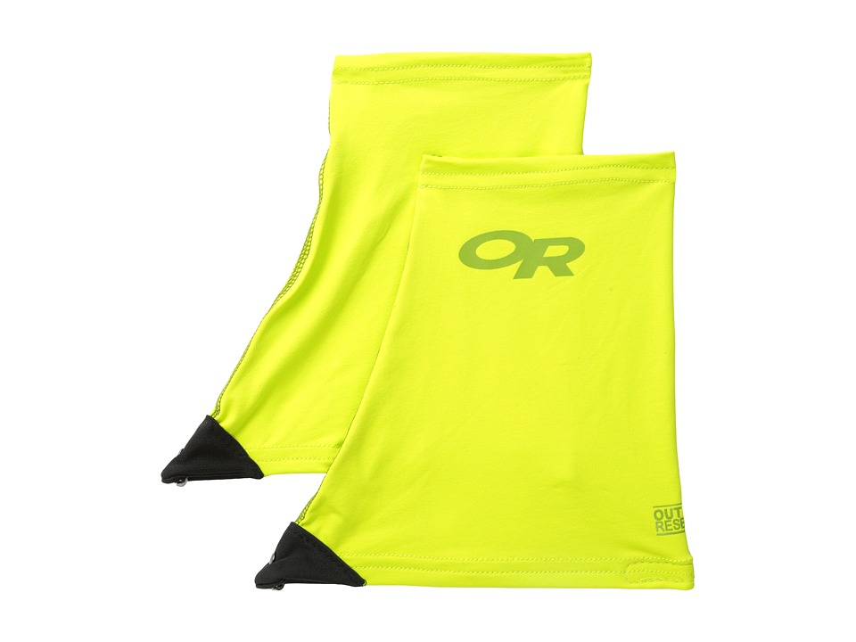 Outdoor Research Sparkplug Gaiters Lemongrass Overshoes Accessories Shoes
