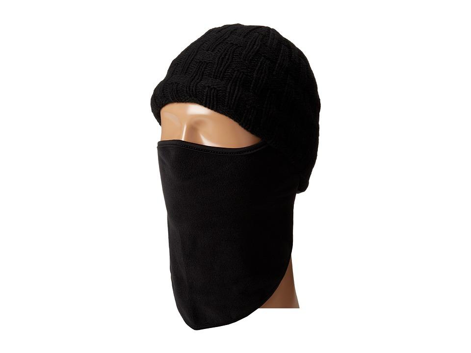 Seirus Quick Clava Shady Black Caps