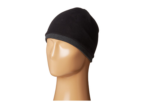 Seirus Fleece/Knit Hat - Black/Charcoal
