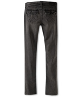 True Religion Kids - Boys' Jack Slim Fit Washed Black Single End in 2H Rebel Medium (Toddler/Little Kids/Big Kids)