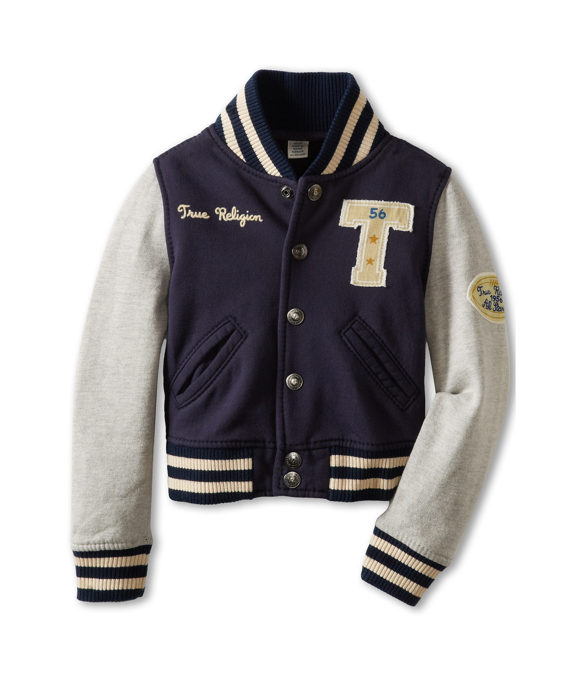 Free shipping BOTH ways on varsity jackets for kids, from our vast selection of styles. Fast delivery, and 24/7/ real-person service with a smile. Click or call
