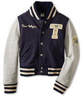 True Religion Kids - Boys' Richie Varsity Jacket (Toddler/Little Kids/Big Kids)