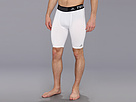 adidas - TECHFIT Base 9 Short Tight (White)