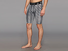 adidas - TECHFIT Base 9 Short Tight - Shockwave (Mid Grey/Night Shade) - Apparel