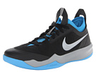 Nike - Nike Zoom Crusader (Black/Vivid Blue/Metallic Silver)