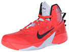 Nike - Zoom Hyperfuse 2013 (Light Crimson/Wolf Grey/Black)
