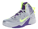 Nike - Zoom Hyperfuse 2013 (Wolf Grey/Court Purple/Volt)