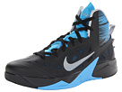 Nike - Zoom Hyperfuse 2013 (Black/Vivd Blue/Wolf Grey)