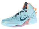 Nike - Zoom Hyperfuse 2013 (Glacier Ice/Atomic Orange/Night Factor)