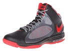 Nike - Air Max Actualizer II (Black/Metallic Cool Grey/Volt/University Red)