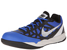 Nike - Zoom Attero II (Game Royal/Black/Black/Metallic Silver)