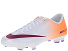 Nike - Mercurial Victory IV FG (White/Atomic Orange/Atomic Violet/Bright Magenta)