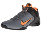 Nike - Air Visi Pro IV (Cool Grey/Black/Atomic Orange)