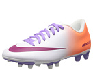 Nike - Mercurial Vortex FG (White/Atomic Orange/Atomic Violet/Bright Magenta)