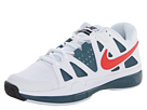 Nike - Air Vapor Advantage (White/Night Factor/Metallic Silver/Light Crimson)