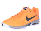 Nike - Air Max Cage (Atomic Orange/Metallic Silver/Dark Base Grey)