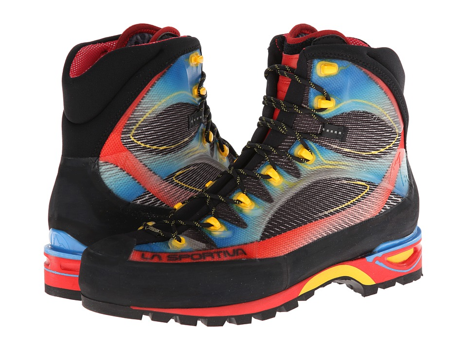 La Sportiva Trango Cube GTX Blue/Red Mens Shoes