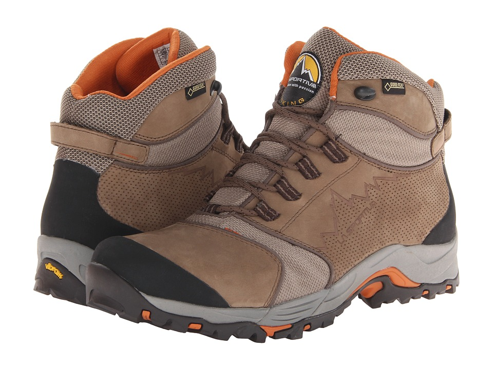 La Sportiva - FC Eco 3.0 GTX (Brown/Rust) Men