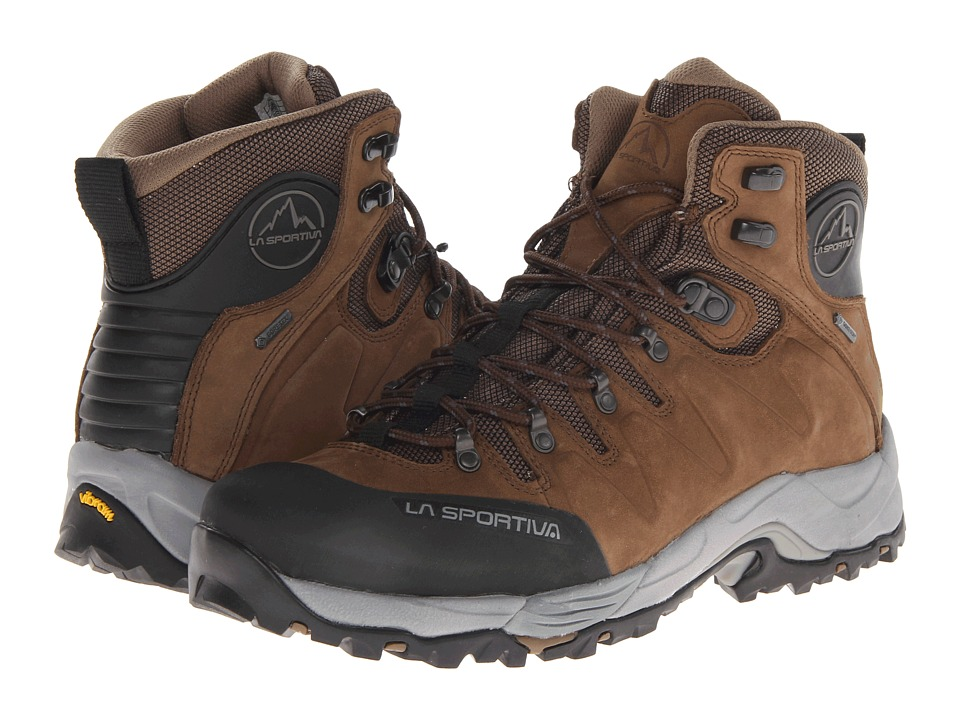 La Sportiva Thunder III GTX Brown Mens Hiking Boots