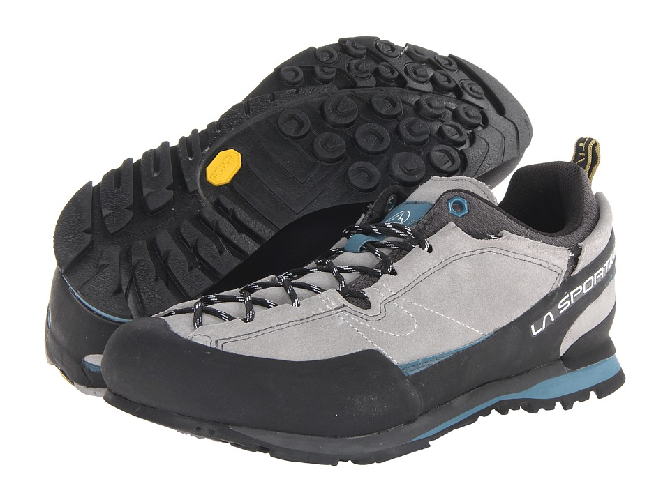 La Sportiva Boulder X Light Grey Mens Shoes