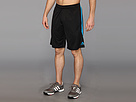adidas - Ultimate Swat Short (Black/Solar Blue) - Apparel