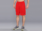 adidas - Climacore Short (Light Scarlet/Tech Grey/Black) - Apparel