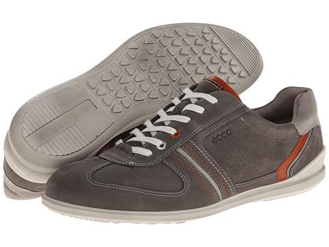 ECCO - Chander Tie (Warm Grey/Moon Rock/Basalt/Bliss) - Footwear