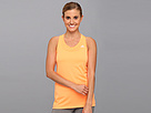 adidas - Clima Chill Tank Top (Glow Orange) - Apparel