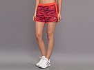 adidas - Marathon 10 Short - Energy Print (Bahia Coral/Tribe Purple) - Apparel