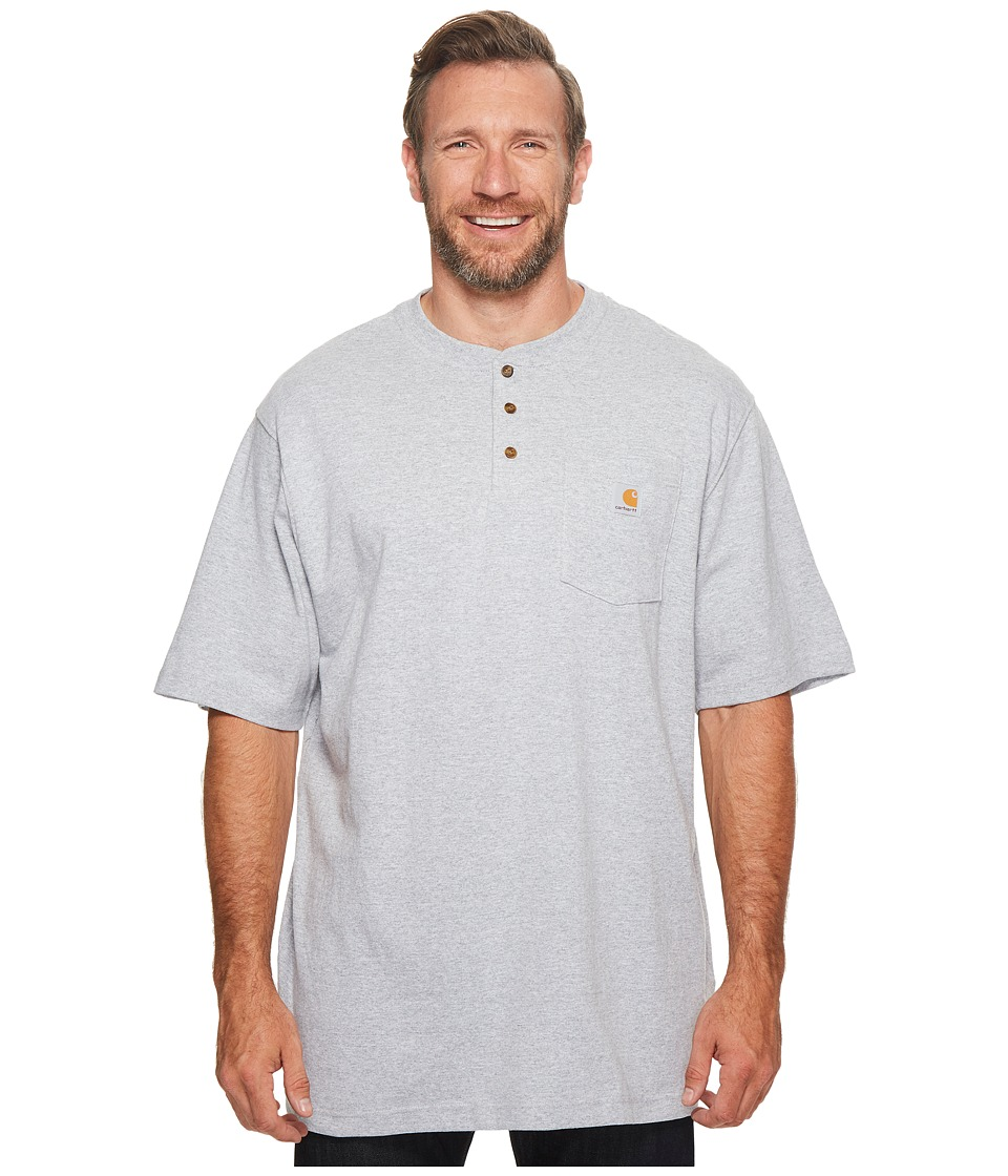 Carhartt - Big Tall Workwear Pocket S/S Henley