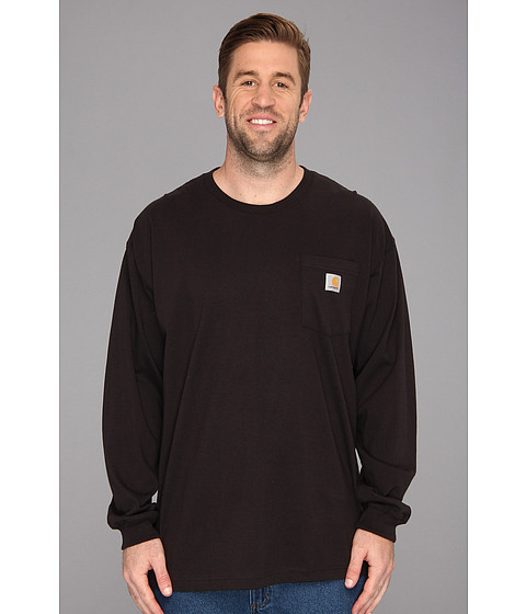 Carhartt Workwear Pocket L/S Tee (3XL/4XL)