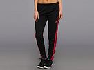 adidas - Tiro 13 Training Pant (Black/Vivid Berry) - Apparel
